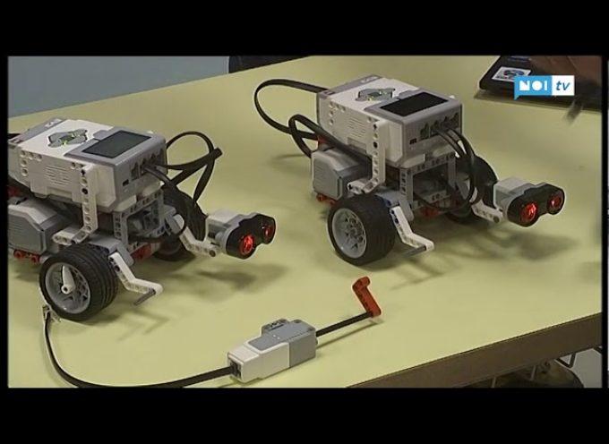 Scuola, un atelier creativo per imparare a ragionare con i robot[VIDEO]