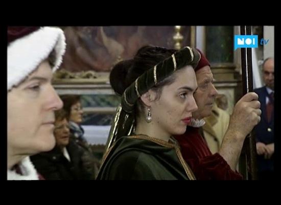 La Festa del regalo a Castiglione; una storia antica, lunga 387 anni[video]