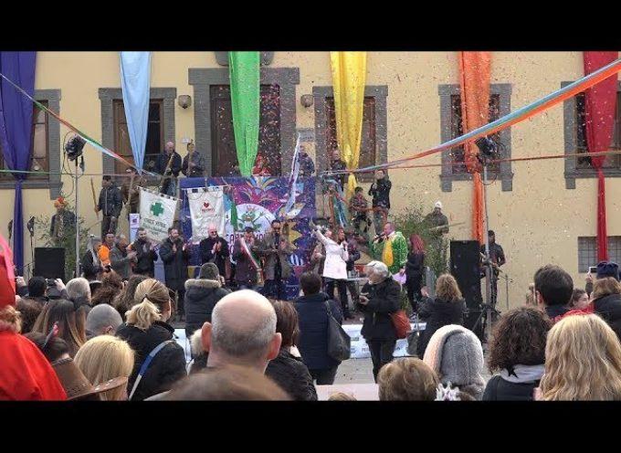 Porcari apre la stagione del Carnevale[VIDEO]