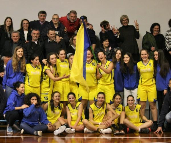 Basket Femminile Porcari: all'Under 16 il derby contro Le Mura Spring