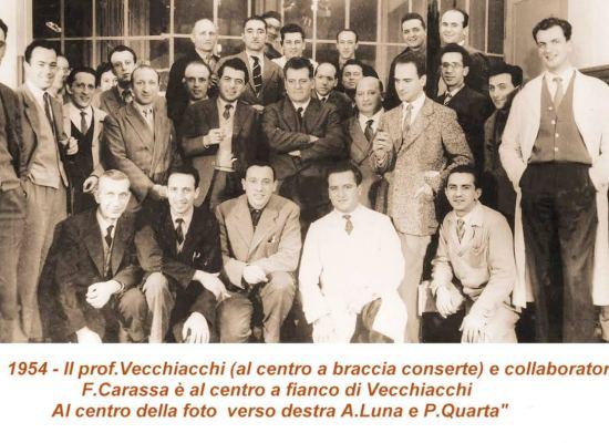 Francesco Vecchiacchi, UN PERSONAGGIO FAMOSO DELLA GARFAGNANA