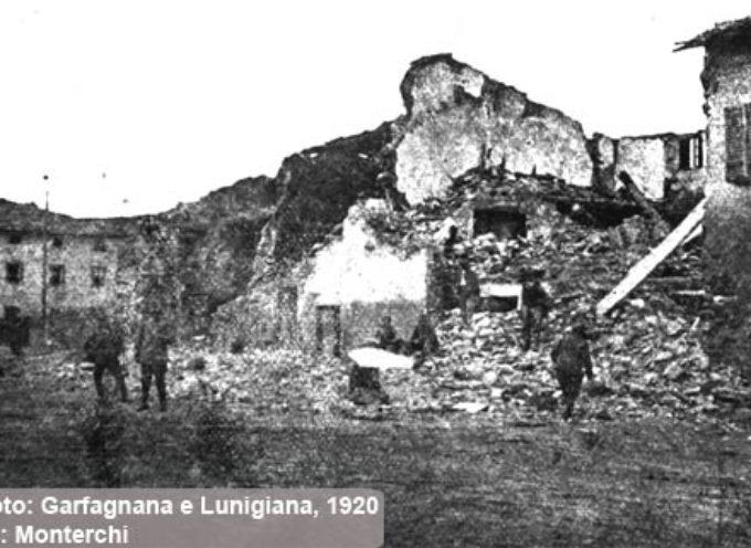 I terremoti dimenticati della Garfagnana. Una tragica cronistoria lunga 600 anni