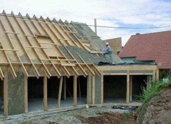 Ecco la prima casa fatta di CANAPA e CALCE: ADDIO RISCALDAMENTI!