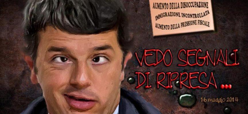 Italia: CRESCITA ZERO, PIL ULTIMO IN EUROPA