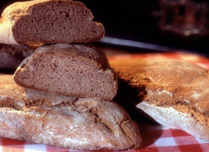 PANE DI FARINA DI CASTAGNE (pan di neccio)