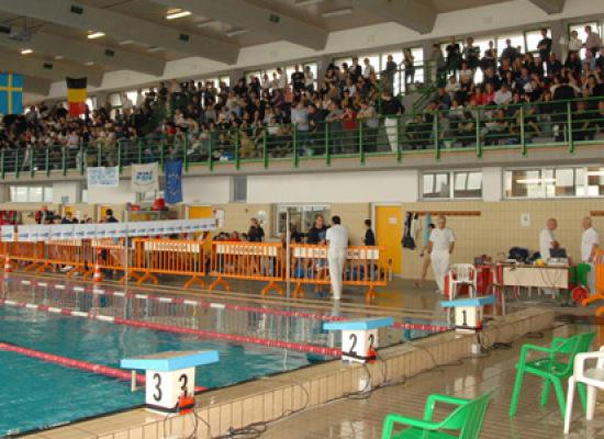 Massarosa il trofeo di nuoto per gli esordienti A e B