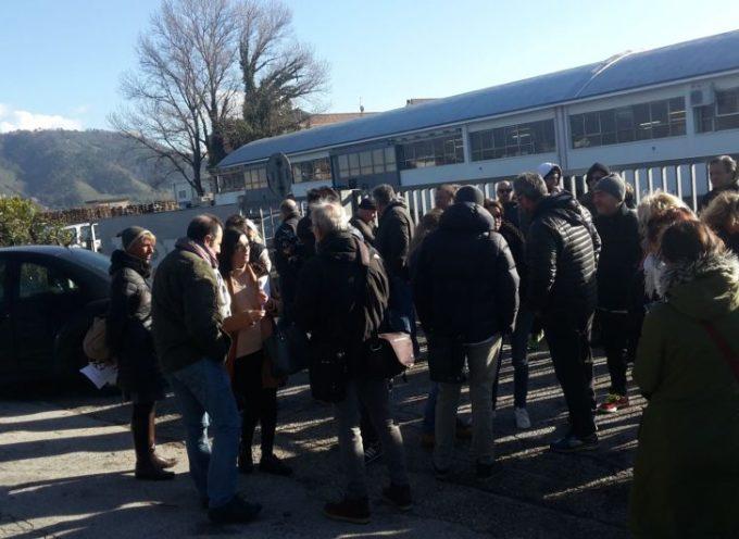INTERVENTO DI  NARCISA PELLEGRINI – FIM CISL TOSCANA NORD- SU VERTENZA ERCOS PONSI