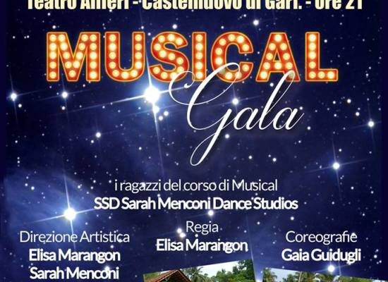 TEATRO ALFIERI –  GALA DI MUSICAL SABATO 24 FEBBRAIO