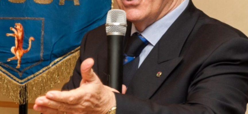 """Il presidente del Panathlon di Lucca Guidi: """"Diciamo basta al doping"""""""