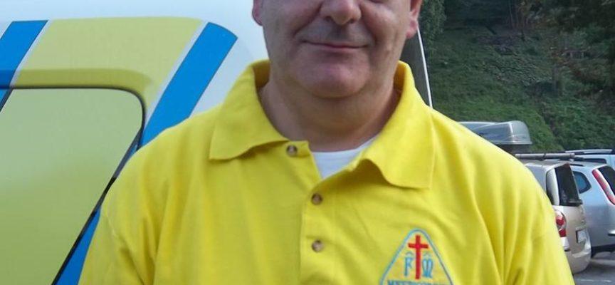 Lutto alla Misericordia di Borgo a Mozzano per la scomparsa di Alessandro Graziani