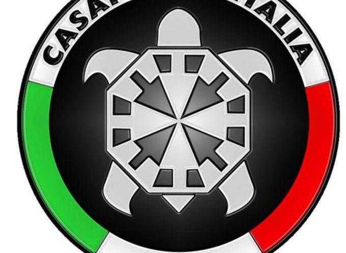 prossimi appuntamenti di campagna elettorale della lista CasaPound Italia.