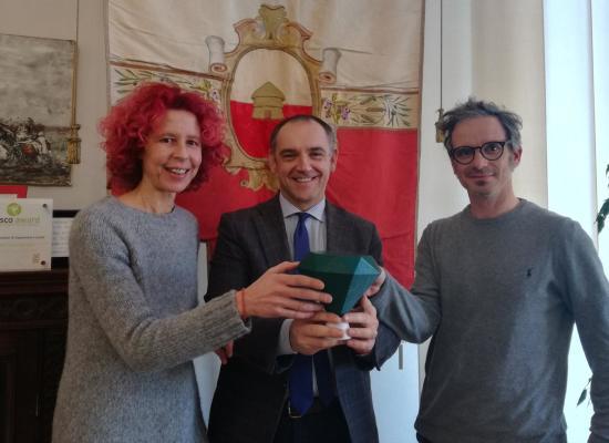 """DIRIGENTE CNA VINCE IL PREMIO """"CITTA' DI CAPANNORI"""""""