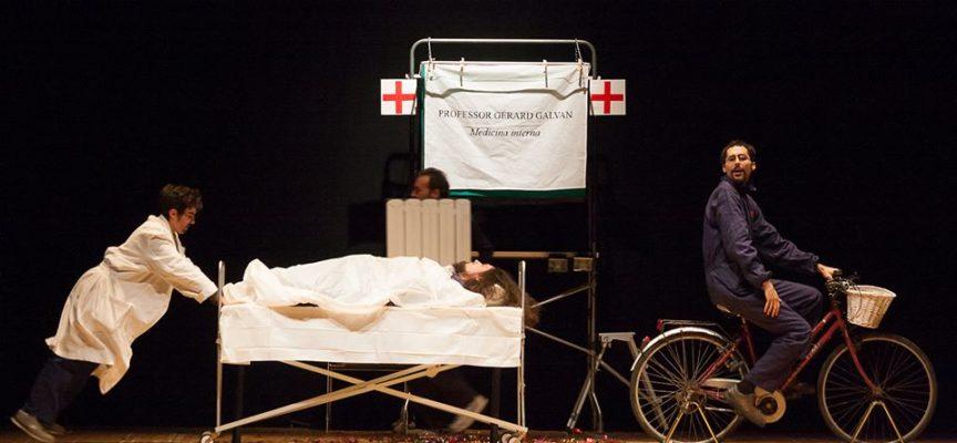 Domenica 4 Febbraio al Teatro dei Rassicurati di Montecarlo terzo appuntamento della stagione teatrale amatoriale!