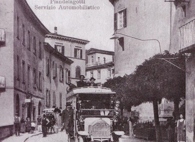 L'epica storia delle corriere in Garfagnana