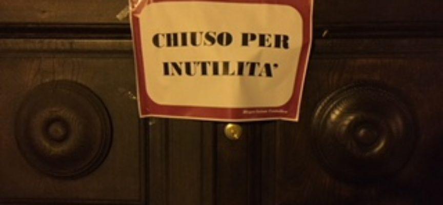 Chi siamo? Siamo persone cattoliche che credono che non si possa abbandonare un territorio come Bagni di Lucca.