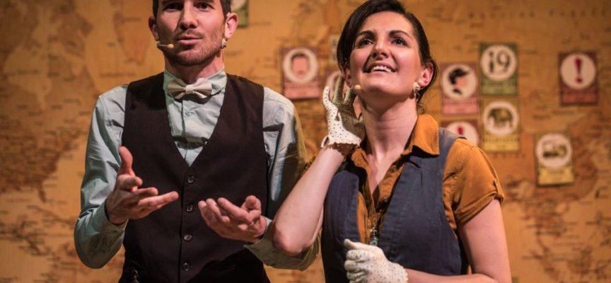 Il giro del mondo passa dal Teatro dei Differenti di Barga.