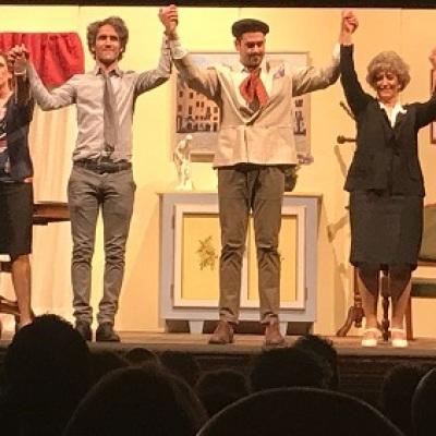 """Teatro dei Rassicurati di Montecarlo è in programma il sesto appuntamento della  rassegna teatrale """"Chi è di scena! Montecarlo 2018"""""""
