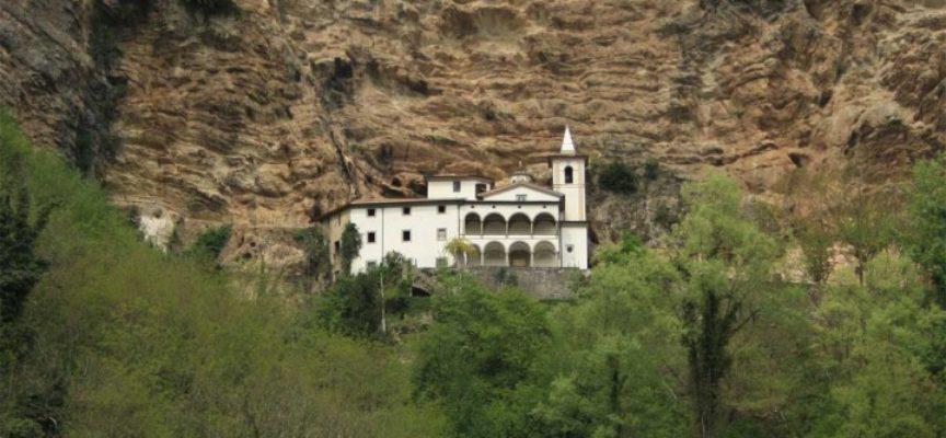 Un eremo rupestre in Grafagnana