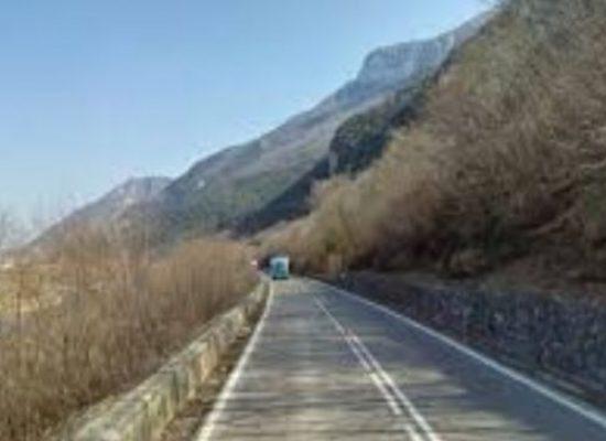 Chiusa la strada statale 12 dell'Abetone e del Brennero NEL COMUNE DI CUTIGLIANO