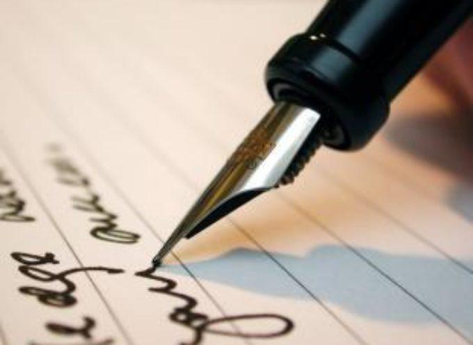 Due iniziative sulla grafologia ad Artèmisia:posticipate le date
