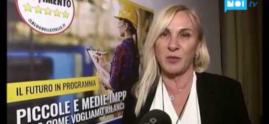 """Cinque Stelle a Castelnuovo: """"Ecco come salviamo le piccole e medie imprese"""""""
