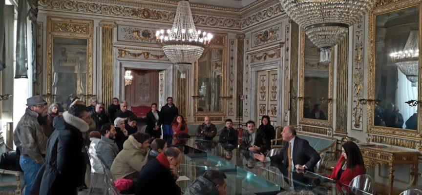 Nuovo incontro in Comune con la delegazione di baristi e ristoratori