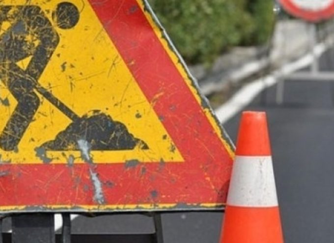 Lavori e chiusura del viale San Concordio