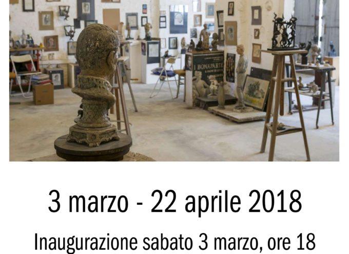 """Fondazione BML_""""Retrospettiva"""": apre la mostra dedicata a Laura Ziegler la scultrice americana da poco scomparsa che ha vissuto a Lucca"""