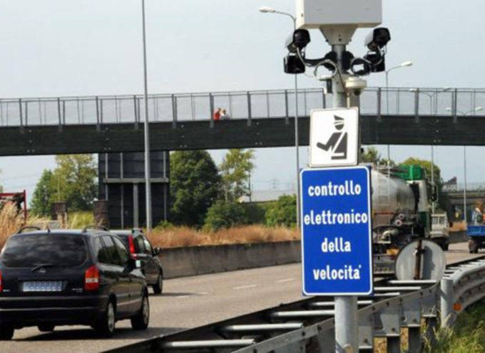 sabato 16 febbraio, ultimo giorno per firmare la petizione contro l'autovelox sulla via Aurelia a Pietrasanta.