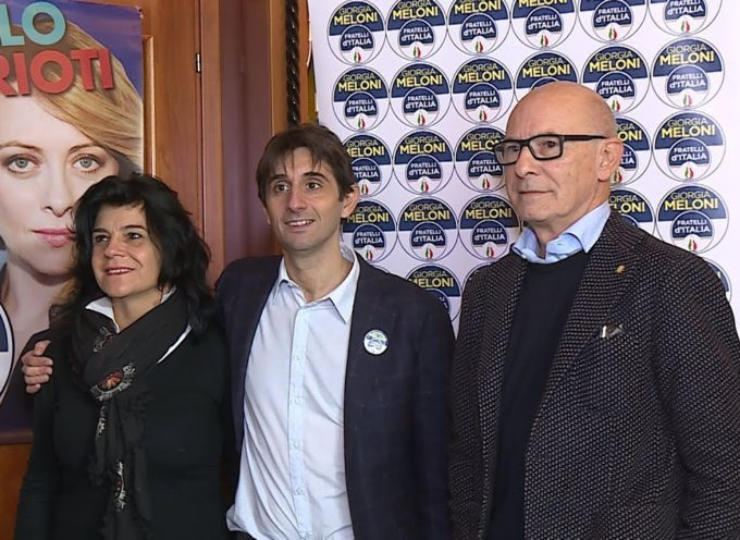 Presentata la candidatura di Zucconi per FdI