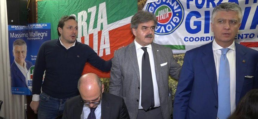 """Forza Italia, Mugnai e Mallegni: """"Questa volta giochiamo per vincere"""""""