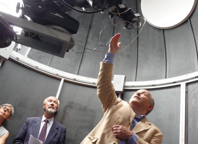 IMPORTANTE SCOPERTA SCIENTIFICA DELL'OSSERVATORIO ASTRONOMICO DI CAPANNORI