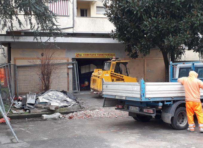 Piu Sant'Anna: apre il cantiere per il centro civico di viale Sforza
