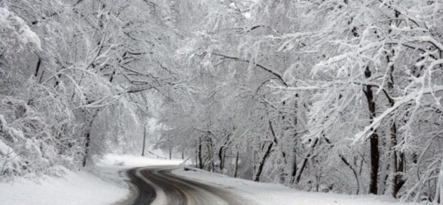 Maltempo, confermato codice giallo per ghiaccio e da mercoledì sera anche per neve