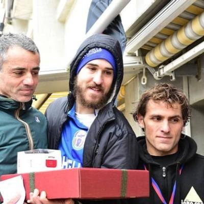 Fabrizio Ridolfi (G.S. Orecchiella) vince il Trail del Monte Maggiore 2018
