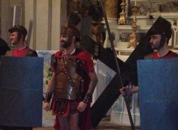 LA Processione dei Crocioni A Castiglione di Garfagnana IL 29 MARZO