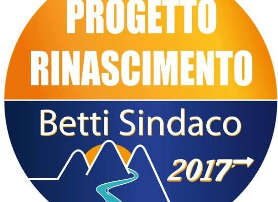 PROGETTO RINASCIMENTO dell'Ex Sindaco Massimo Betti, precisa le motivazioni della sua assenza di sabato al consiglio comunale