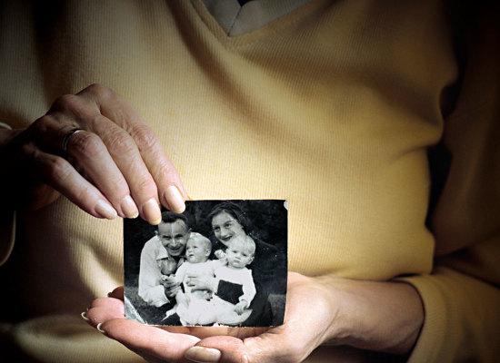 La Cura: una foto, prima dell'addio