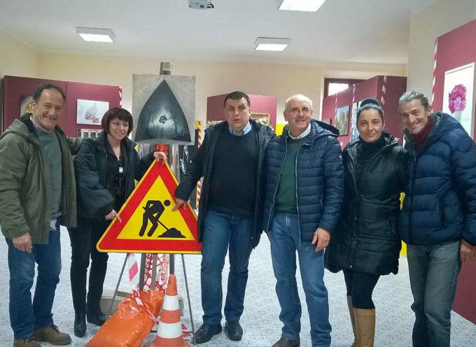 """Arte: """"Lavori in corso"""", la collettiva che abbraccia il centro storico di Seravezza"""