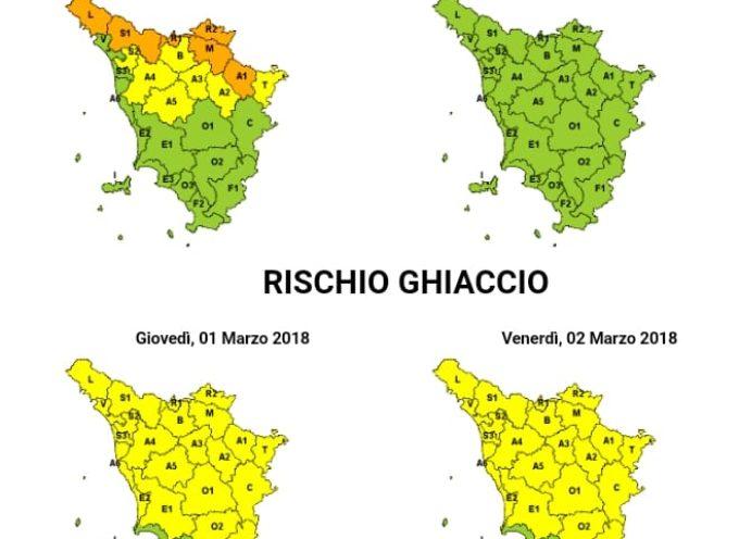 LUCCA EMESSO  NUOVO BOLLETTINO PER IL MALTEMPO