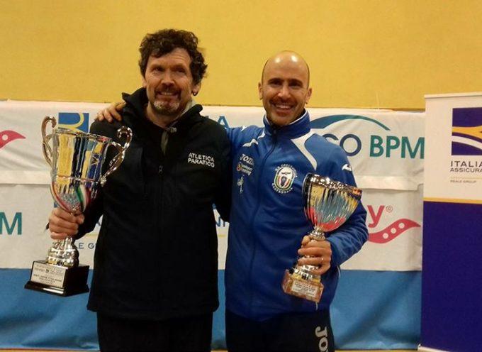 G.S. Orecchiella Garfagnana, storico bronzo agli italiani di Corsa Campestre Master 2018