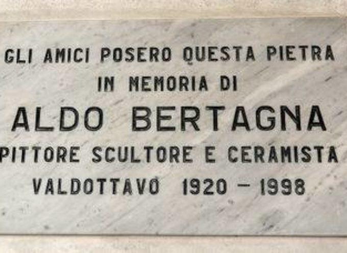 """La Misericordia del borgo a mozzano,  organizzerà a """"Casa Mezzetti"""" una mostra di lavori del pittore,  Aldo Bertagna"""