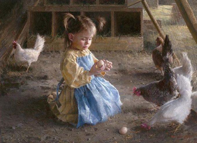 Le uova di Pasqua…