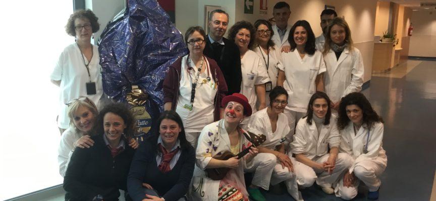 Festività Pasquali: donazione alla Pediatria di Lucca
