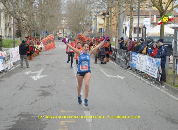 A Fucecchio Pierotti campione italiano di mezza maratona Fratres e argento regionale. Matteoni conquista il podio