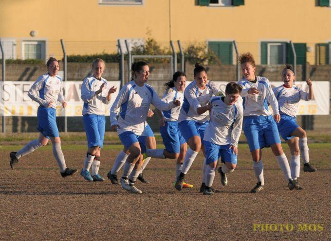 Quinta vittoria consecutiva per l'Acf Lucchese in B, che vince 2-0 a Genova con l'Amicizia Lagaccio