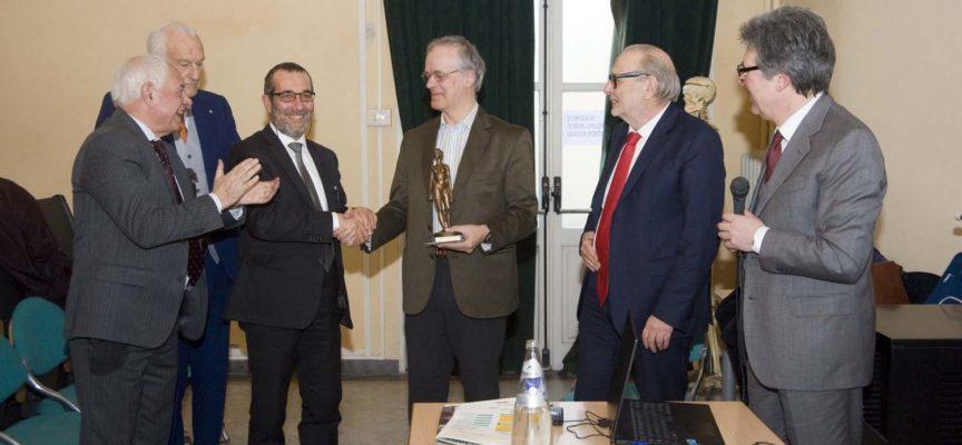 Assegnati i Premi Internazionali ARNo  Aula Storica Massart – Scuola Medica – Pisa