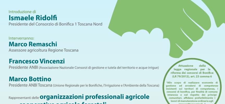 Per il Consorzio la prevenzione viene prima di tutto: sicurezza idraulica più efficace se gli agricoltori sono protagonisti