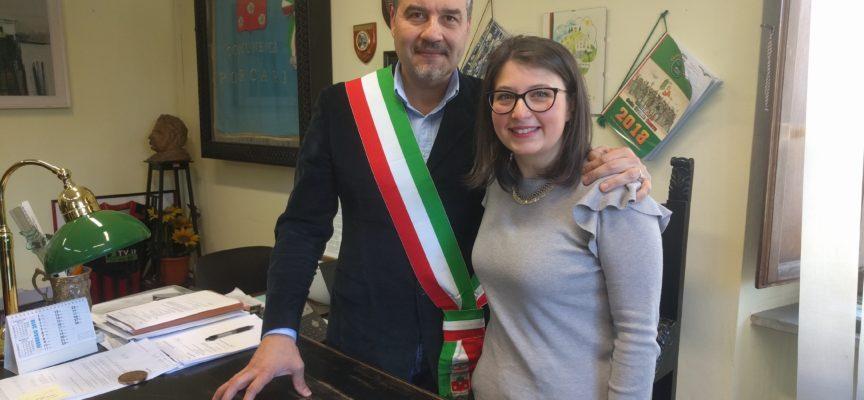Elena Ramacciotti, laurea con 110 e lode e una grande passione per il Teatro, RICEVUTA IN COMUNE DAL SINDACO