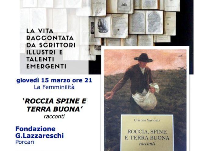 """Giovedì 15 marzo alla Fondazione Lazzareschi  torna """"La forza delle Idee"""": ospite Cristina Saviozzi"""